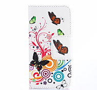 Colorful Butterflies Painted Phone Case for Sony Xperia Z3