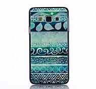 Samsung Handy - Samsung Galaxy A3 - Rückseitige Hülle - Spezielles Design ( Multi-color , Plastik )