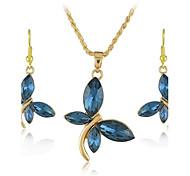 Bijoux Colliers décoratifs / Boucles d'oreille Anniversaire / Fiançailles / Mariage / Soirée / Quotidien / Décontracté / Sports Alliage