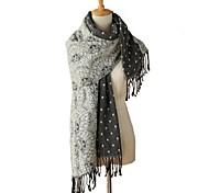 Women's New Warm Knitted Tassel Scarf