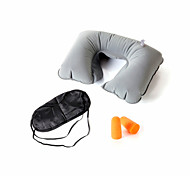 Outdoor Camping Inflatable Cushion Pillow Sets