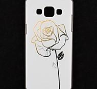 Mobile Samsung - Couleur unie - Couvercle de dos - pour Samsung Galaxy A5 Plastique )