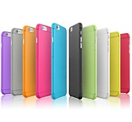 Ultra Thin Frosted Cover Case for iPhone 6(Assorted Colors)