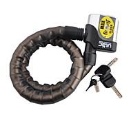 ULAC AL-3 110DB Louder Electronic Bike Alarm Joint Lock MTB Bicycle Chain Security Lock