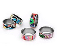 Fashion Circle Ring Size Rand