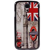 The Union Jack Design Aluminium Hard Case for Samsung Galaxy S4 Mini I9190