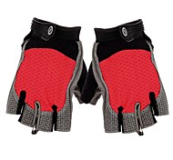 Half-Finger Anti-Skid Cycling Riding Gloves (Size M)