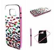 Teléfono Móvil Samsung - Cobertor Posterior - Gráfico/Dibujos Animados/Diseño Especial - para Samsung Samsung Galaxy S6 (