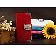 PU Leather Specially Designed Full Body Case for iPhone 5/5S (Assorted Color)