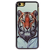 Tiger Design Aluminium Hard Case for iPhone 5C