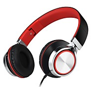 Stereo Headsets Strong Low Bass Wired Headphones  DJ/Gaming/Sports/Hi-Fi for Media Player/Tablet/Mobile Phone/Computer