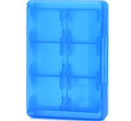 28-in-1 beschermende game card cartridge case voor de Nintendo DS