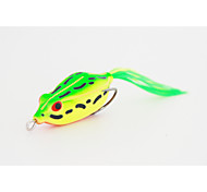 MF1D-Y02F Hot Sale New Arrive  45mm/7g/Soft Plastic Lure Soft Frog Lure