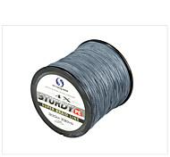 YFY 300 M PE Braided Line Grey 0.10 mm Sea Fishing Ultra-High Molecular Weight Polyethylene