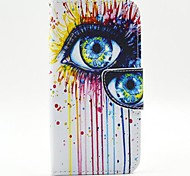 Samsung Handy - Samsung Samsung Galaxy S6 - Hüllen (Full Body) - Grafik/Spezielles Design PU Leder )