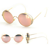 100% UV400 Mirrored Women's Fashion Sunglasses