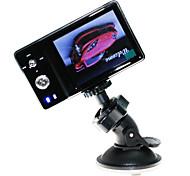 "Car DVR Camcorder Camera K6000 720P Full HD Night Vision 140° Angle Lens with 2.7"" TFT LCD Screen G-Sensor -3LED"