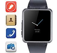 "G1 ≤3 "" Watch Phone (Single SIM Single Core 0.3 MP + 4 GB Bluetooth3.0 Long Standby / Waterproof / Replaceable BatteryBlack / Brown /"