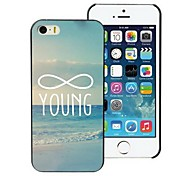 Yong Forever Design Hard Case for iPhone 4/4S