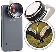 Samsung Universell Schwarz , Objektiv mit Ständer