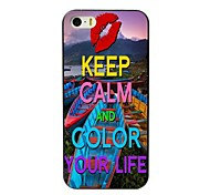 Colorful Your Life Design Hard Case for iPhone 4/4S