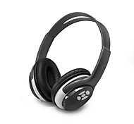 Auriculares MP3 - Wireless 2.4GHz - Cascos (cinta) - Radio FM/Deportes/Hi-Fi - Reproductor Media/Tablet -