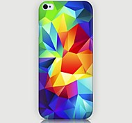 3D Diamond Pattern Back Case for iPhone5/5S