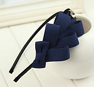 Multilayer Fabric Bow headband