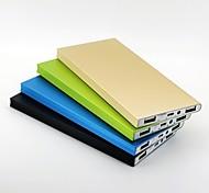 banco de la energía de la batería externa - para 8000 - Li-polímero - Super Fino - Universal