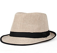 Men Vintage Summer Fedora Hat