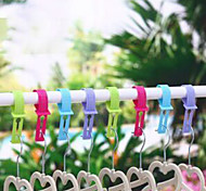 Multifunctional Candy Color Buckle Hanging Wind(Random Color)