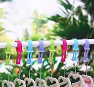 multifunzionale fibbia color caramella vento appeso (colore casuale)
