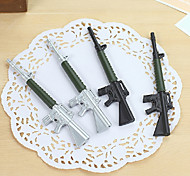 Submachine Gun Ballpoint Pen(2 PCS)