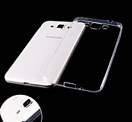 0.3mm Ultra Thin Style Soft Flexible TPU Cover for Samsung Galaxy Grand Max G7200