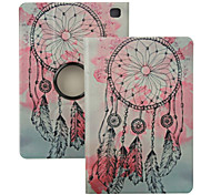 "Elonbo® Dreamcatcher 360 Rotating PU Leather Full Body Protector Case Cover For Amazon Kindle Fire HDX 7""2013 Gen."