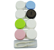 4PCS Plastic Contact Lens Case