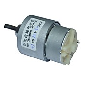 12V DC 30RPM Mini Gear Box Electric Motor 12V DC 37MM High Torque