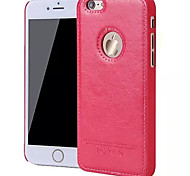 Special Design Colorful PU Leather for iPhone 6 (Assorted Colors)