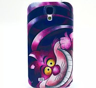 Big Face Cat Pattern TPU Soft Cover for Samsung Galaxy S4 MINI I9190