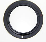 M42-PK Lens Adapter Ring M42 42mm Lens to Pentax high precision Adapter Ring for K-X K-7 K-M K20D