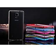 Special Design Metal Bumper for Samsung Galaxy Note 4