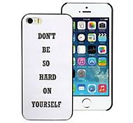 nicht so hart Design PC harter Fall für iphone i4 sein
