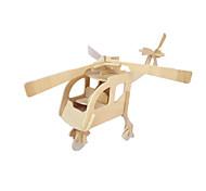 diy Handwerk Holz Hubschrauber dreidimensionale Puzzle