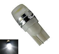 Luces Decorativas T10 1.5W 1 LED de Alta Potencia 90lm LM Blanco Fresco DC 12 V