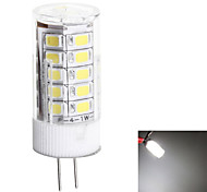 Luces LED en Vela G4 3W 33 SMD 2835 200 LM Blanco Natural AC 12 V 1 pieza