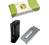 External Hard Dive Disk for Microsoft XBOX 360(not Compatible with Xbox 360 Slim) (250GB Thick)