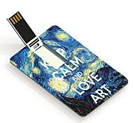 16GB Keep Calm and Love Art Design Card USB Flash Drive