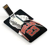 4GB Bulls 23 Design Card USB Flash Drive