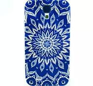 mantora patrón TPU suave para mini i9190 Samsung Galaxy S4