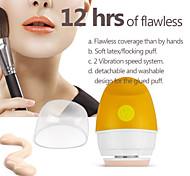 Portable  Washable 4D Vibration Powder Puff